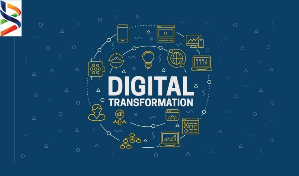 What is Digital transformation in industries